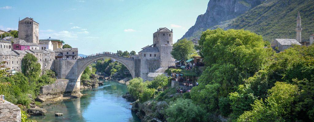 Hulusi Üstün medeniyet köprü Mostar