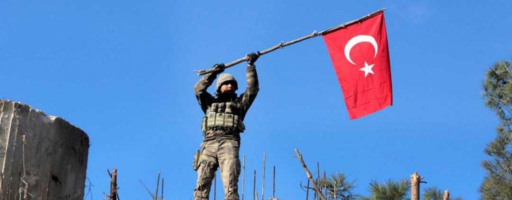 Afrin'in Düştü Mü ?